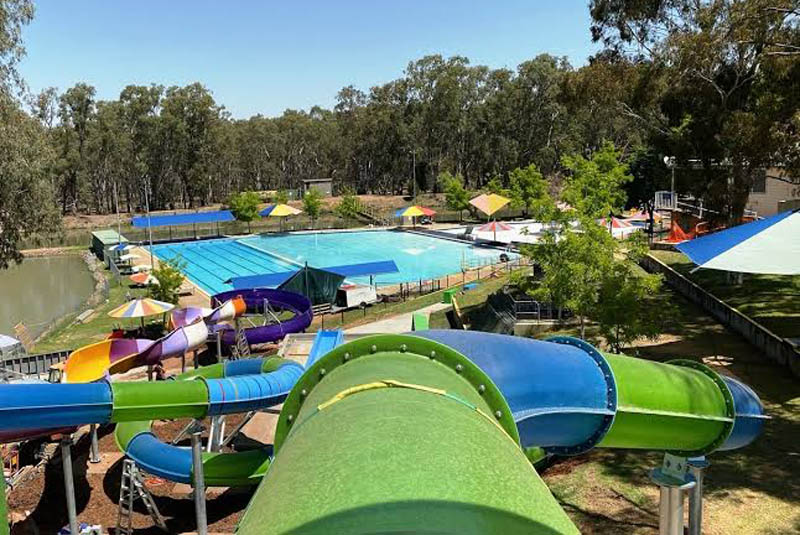 Cool off at Lake Talbot and the Lake Talbot Aquatic Centre
